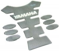 Tank pad carbon kręgosłup yamaha (tankpad)