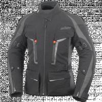 BUSE Kurtka motocyklowa  Murano czarno-szara