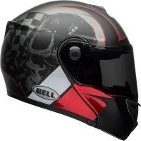 BELL KASK SRT MODULAR HART LUCK CHARCOAL/WHITE/RE