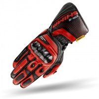 SHIMA RĘKAWICE STR-2 GLOVES BLACK/RED