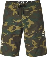 FOX BOARDSHORT OVERHEAD STRETCH BS GREEN CAMO