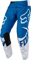 SPODNIE FOX JUNIOR 180 RACE BLUE Y