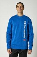 FOX BLUZA CODZIENNA YOSHIMURA ROYAL BLUE