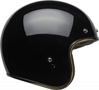 BELL KASK OTWARTY CUSTOM 500  RALLY GLOSS BLACK/BR