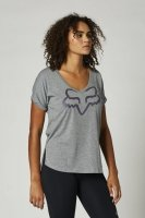 FOX T-SHIRT LADY BOUNDARY HEATHER GRAPHITE