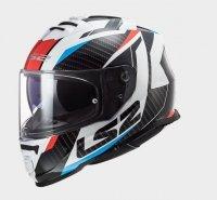 KASK LS2 FF800 STORM  RACER  RED BLUE