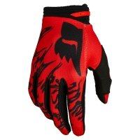 FOX RĘKAWICE OFF-ROAD 180 PERIL FLUORESCENT RED