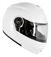 OZONE KASK SYSTEMOWY FLIP UP F PINLOCK READY WHITE