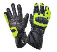 ADRENALINE Rękawice LYNX SPORT PPE czarny/fluo/żół