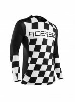 Acerbis bluza off-road Start & Finish MX  czarny