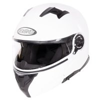 OZONE KASK SYSTEMOWY FLIP UP STORM WHITE