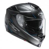 KASK INTEGRALNY HJC R-PHA-70 GADIVO BLACK/BLUE