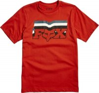 FOX T-SHIRT JUNIOR FAR OUT ATOMIC ORANGE