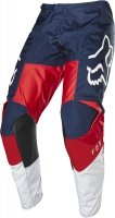 FOX SPODNIE OFF-ROAD 180 HONDA NAVY/RED