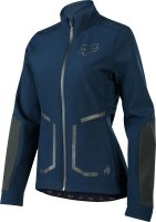 FOX LADY ATTACK FIRE SOFTSHELL NAVY Kurtka rowerowa