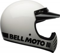 BELL KASK  MOTO-3 CLASSIC WHITE