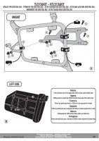 GIVI TL5134KIT KIT MONTAŻOWY S250 BMW F 850 GS Adventure