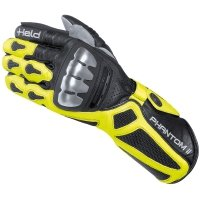 HELD  RĘKAWICE PHANTOM II BLACK/FLUO YELLOW