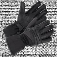 BUSE Rękawice motocyklowe Strike czarne