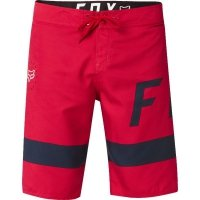 BOARDSHORT FOX LISTLESS DARK RED