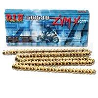 Łańcuch napędowy DID G&G 530 ZVMX/114 X2-ring hiper wzmocniony złoty 2151767