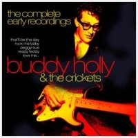 BUDDY HOLLY & THE CRICKETS - THE COMPLET