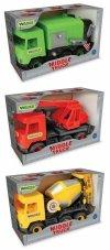 Wader Middle Truck dźwig w kartonie- 32102