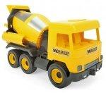 Middle Truck  betoniarka yellow w kartonie Wader 32124