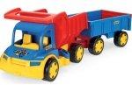 Gigant Truck wywrotka z przyczepą WADER