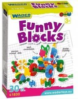 Wader Klocki funny - 41830