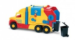 Wader Super Truck Śmieciarka krótka - 36580