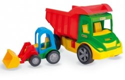 Wader Multi Truck z buggy spychacz - 32210