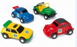 Color Cars autka WADER 37082