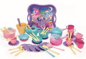 My Little Pony zestaw naczyń 60 el.