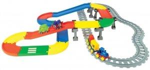 Play Tracks Railway kolejka miejska Wader 51510