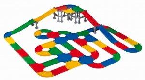 System dróg i mostów 3D WADER 80611