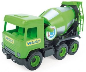 Middle Truck  betoniarka green w kartonie