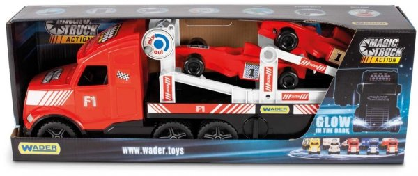 Wader 36240 Magic Truck ACTION - Formuła 1
