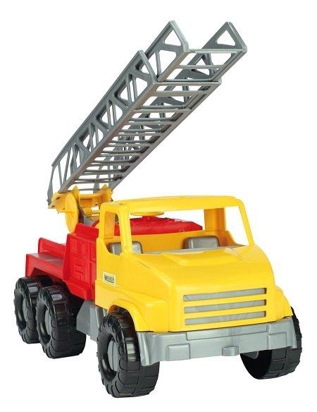 City Truck ciężarówka Wóz Strażacki