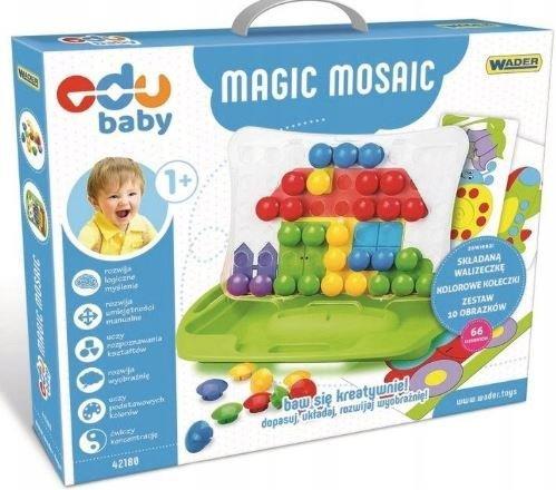 Magiczna Mozaika MAGIC MOSAIC EDU BABY WADER 42180