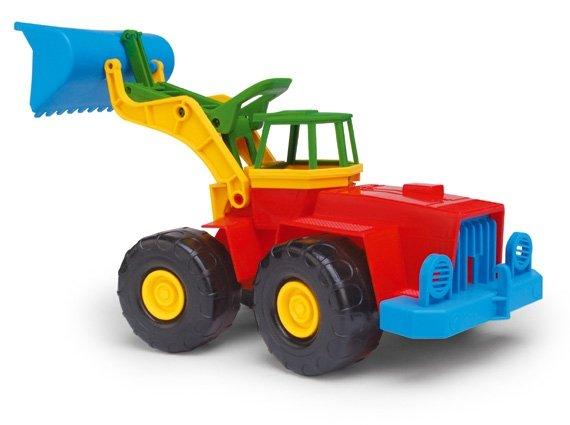 Color Cars ładowarka Wader 35100