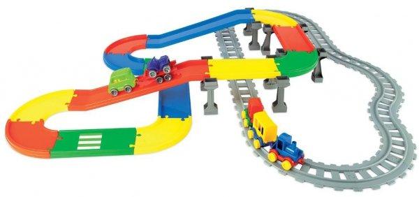 Play Tracks Railway kolejka miejska