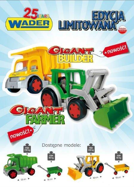 Gigant Truck Farmer wywrotka Wader 65015