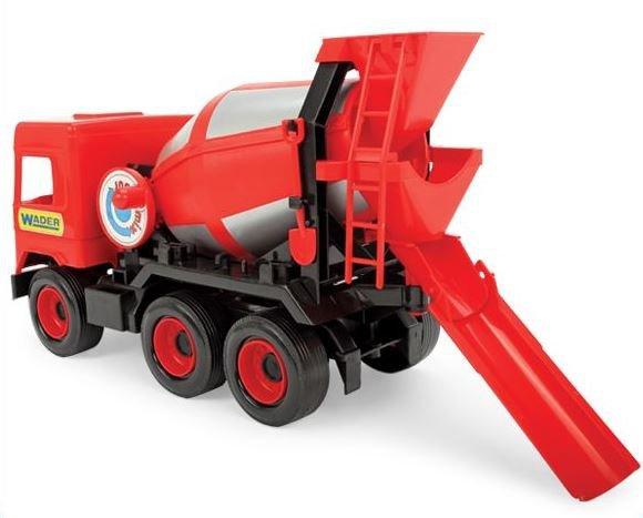 Middle Truck  betoniarka red w kartonie