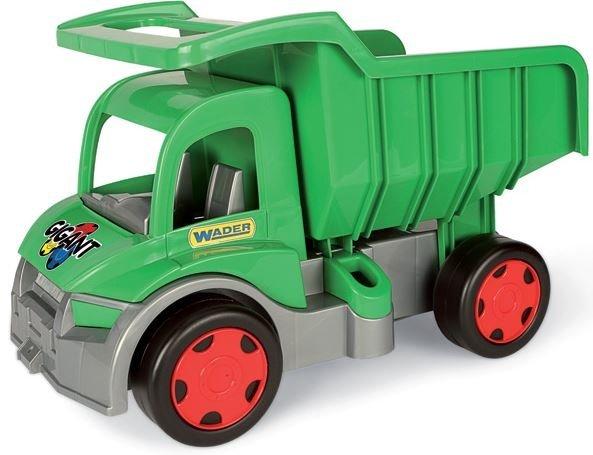 Gigant Truck Wywrotka z Przyczepą - Farmer Wader (65015 + 10915)
