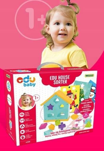 Edu House Sorter WADER 42150