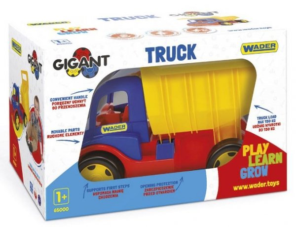 Gigant Truck wywrotka 65000