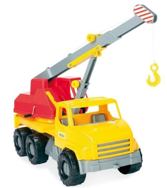 City Truck ciężarówka Dźwig Wader 32604