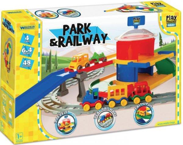 Play Tracks Railway stacja kolejowa Wader 51520