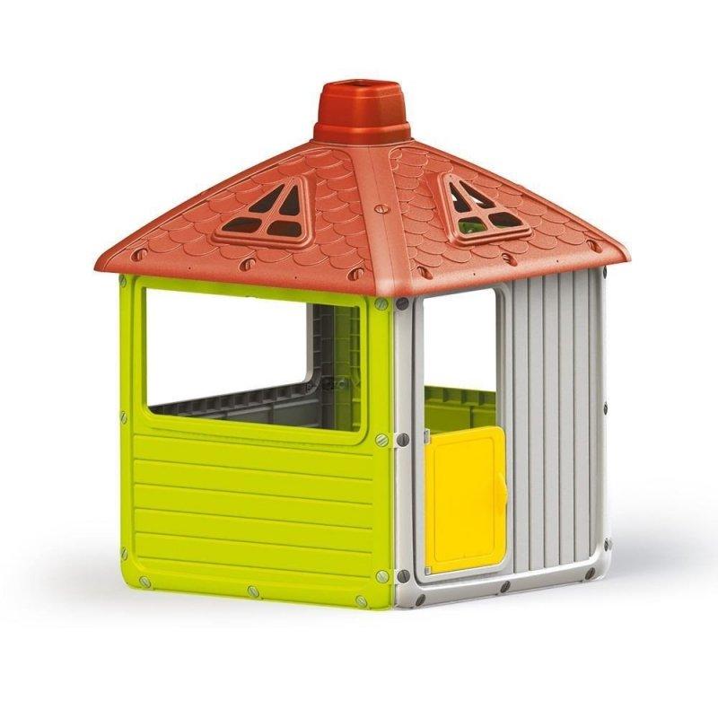 DOMEK z Dachem Kopertowym - DOLU DL3010